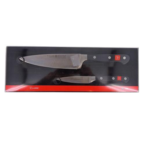 Wüsthof Classic 2-Piece Prep Knife Set