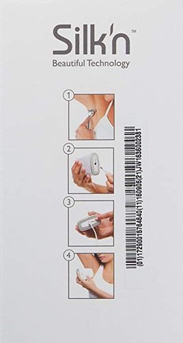 SILK'N(TM) JEWEL AT HOME HAIR REMOVAL DEVICE
