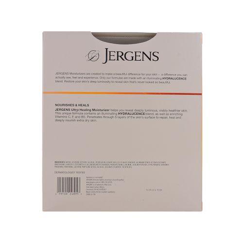 Jergens Ultra Healing Extra Dry Skin Moisturizer (21 oz., 2 pk.; 10 oz., 1 pk.)